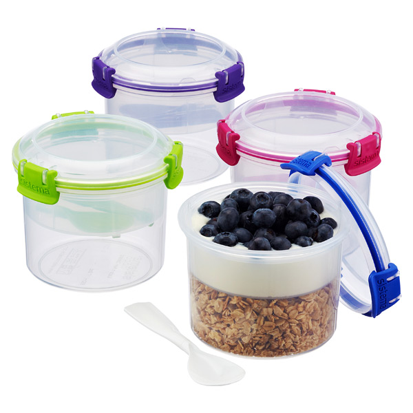 Sistema Klip-It Breakfast-to-Go Bento Bowl