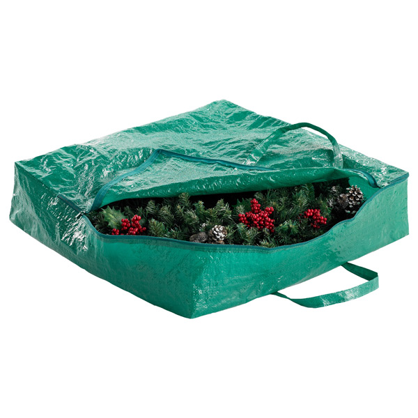 Wreath Storage Bags The Container Store