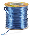 Royal Blue Pearl Raffia Ribbon