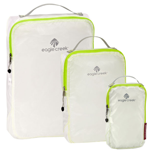 Eagle Creek Specter Pack-It  Cubes Translucent Set of 3