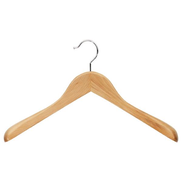 Superior Coat   Hanger Natural