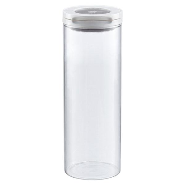 2.5 qt. FlipLock Glass Canister 2.3 ltr.