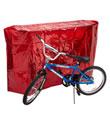 Red Holographic Bike Gift Bag