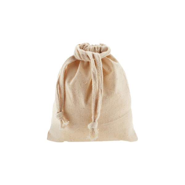 Cotton Muslin Sack Natural