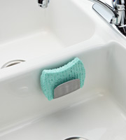 OXO Steel Suction Sink Basket