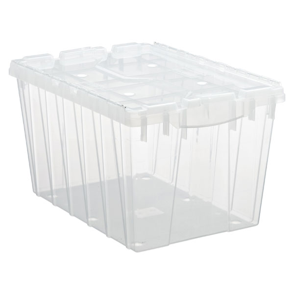 Storage Containers With Hinged Lids Listitdallas