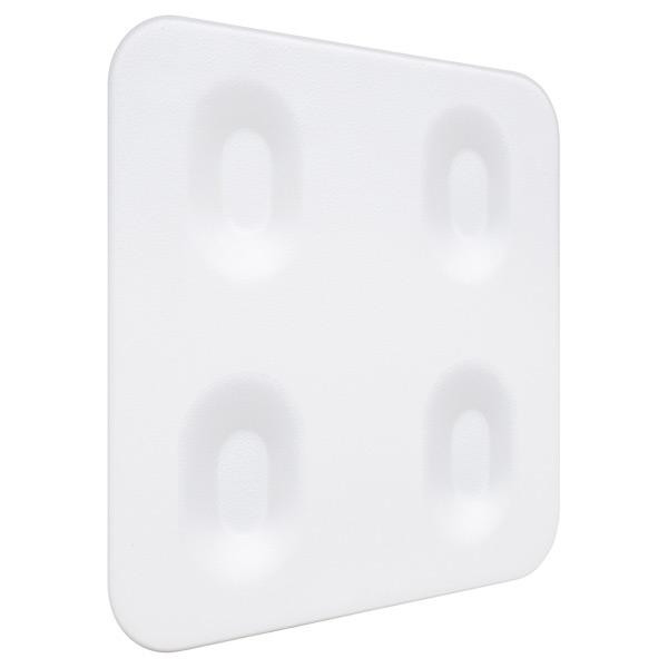 Urbio Wall Plate White