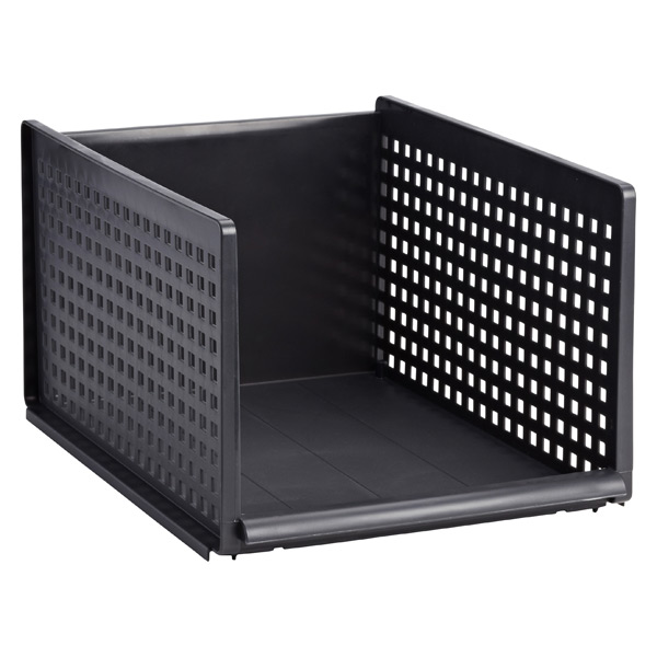Like-it Modular Tall Wide Bin Smoke