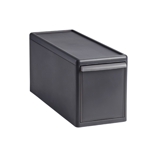 Like-it Modular Short Narrow Drawer Smoke