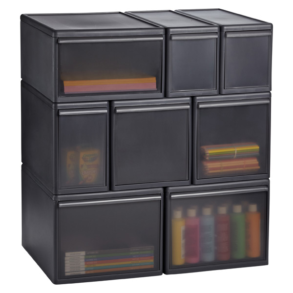 Like It Smoke Modular Drawers The Container Store