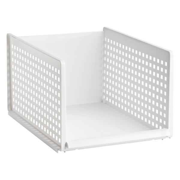 like-it Modular Tall Wide Bin White