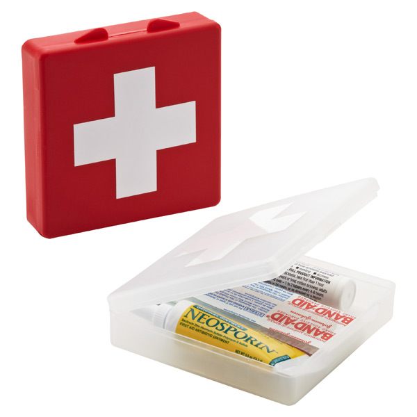 Travel First Aid Box
