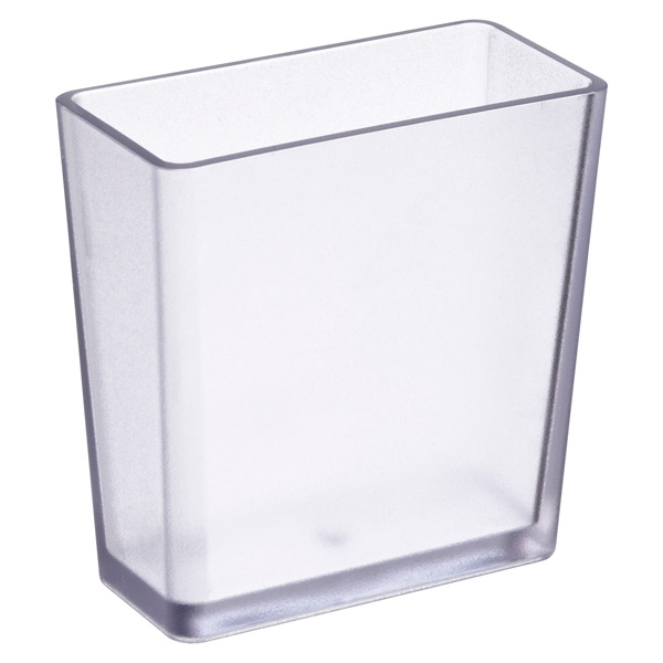 Elfa Utility Tall Box Translucent