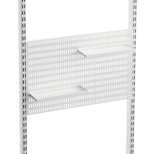 White elfa utility Board Tray