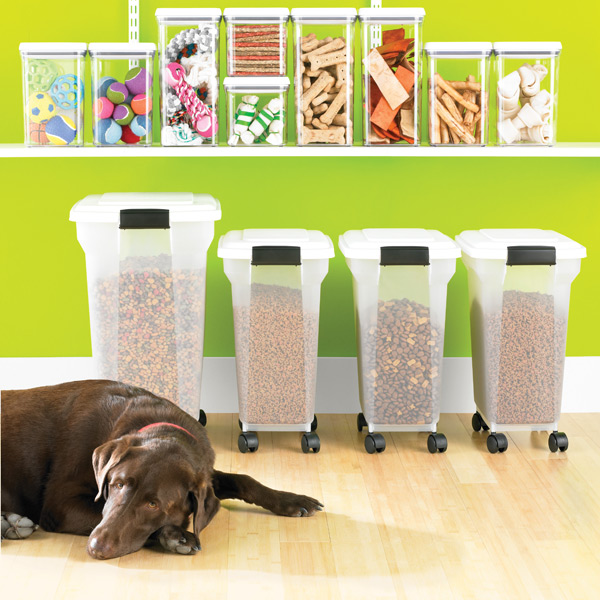 Iris Dog Food Storage Container