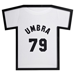 T-Shirt Display Frame by Umbra