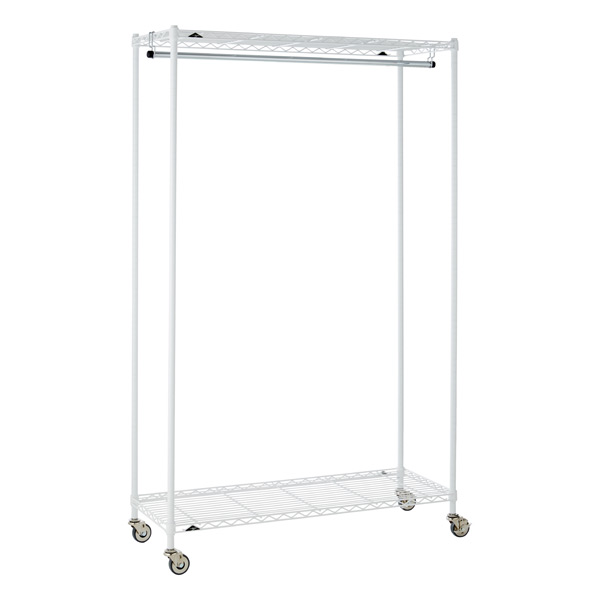 Container store clothing rack