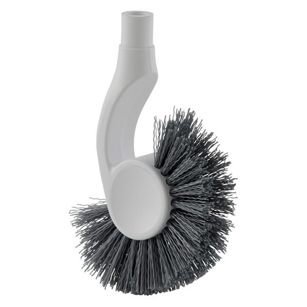simplehuman Toilet Brush Replacement Head White