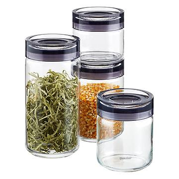 Food Storage Food Containers Airtight Storage Mason Jars The Container Store