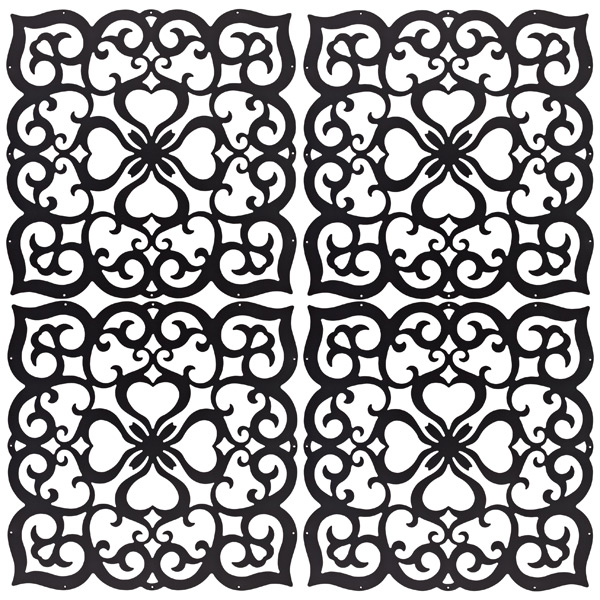 Filigree Décor Screen Panels | The Container Store. The Container Store - container garden design