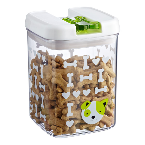 Good Dog Treat Canister