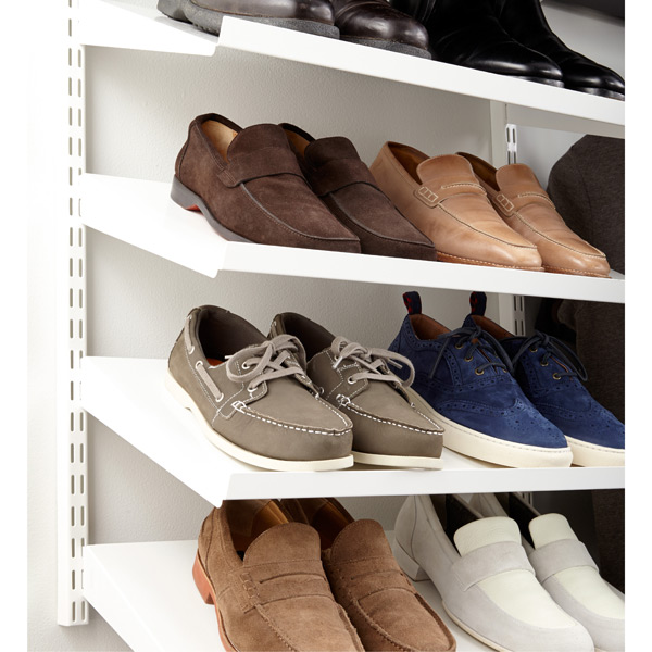 Container Store Elfa Shoes