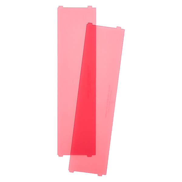 Like-it Bricks Wide Short Divider Pink Pkg/2
