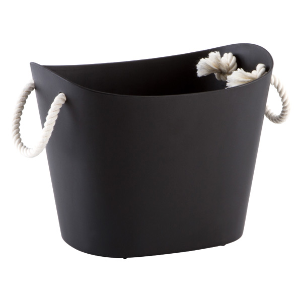 Small Balcolore Tub Black