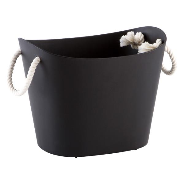 Small Balcolore Tub Black
