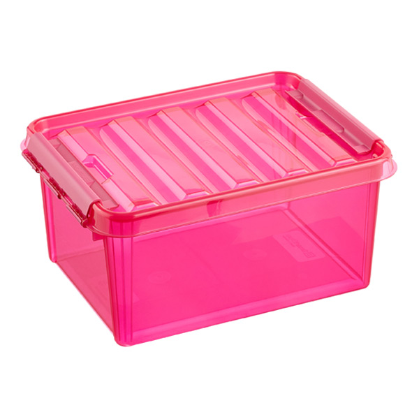 X-Small Colorwave Smart Store Tote Pink