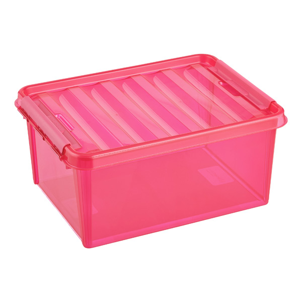 Medium Colorwave Smart Store Tote Pink