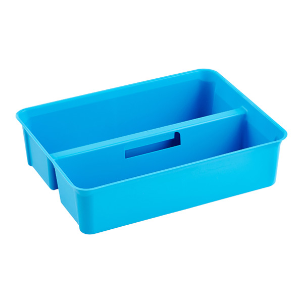 Colorwave SmartStore Handled Tray Blue