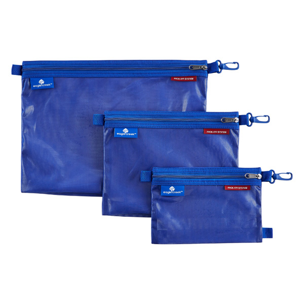 Eagle Creek Blue Pack-It Sacs Set