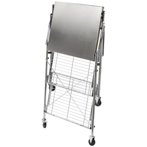 InterMetro Folding Chefu0027s Cart