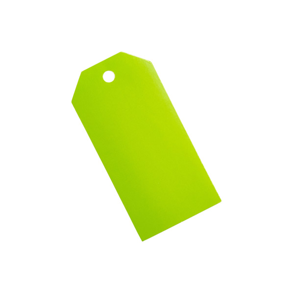 Lime Gift Tags
