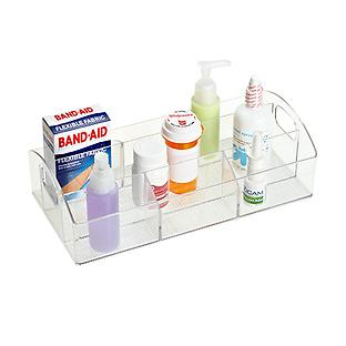 Linus Catch-All Cabinet Organizer