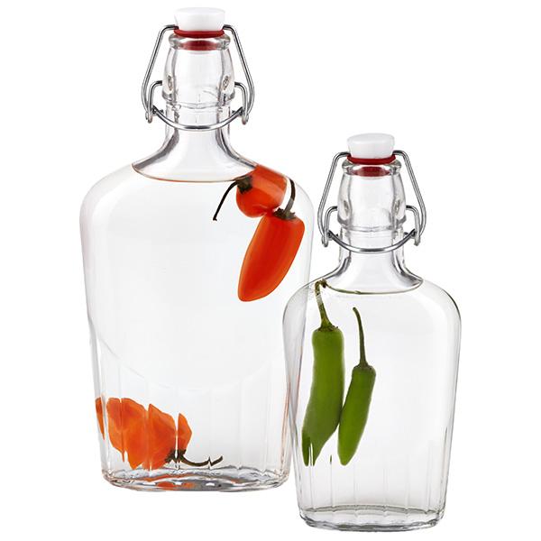 Hermetic Glass Flasks