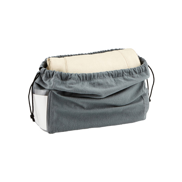 Small Handbag Dust Cover Charcoal