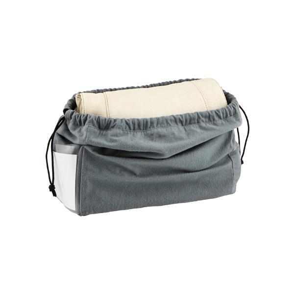 Small Handbag Dust Cover Charcoal