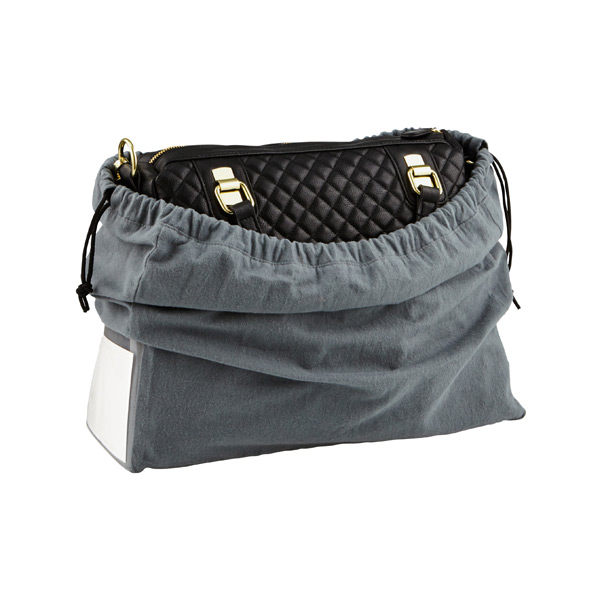 Medium Handbag Dust Cover Charcoal