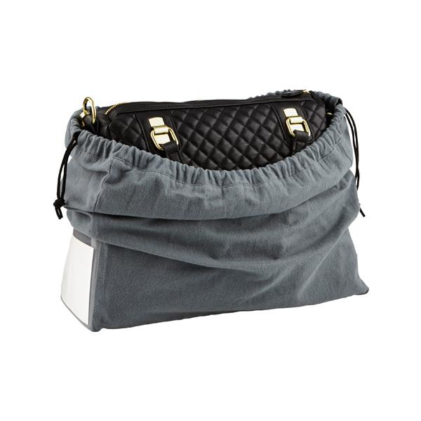 Medium Handbag Dust Cover Charcoal