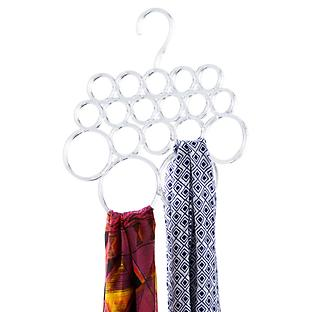 InterDesign Clarity Scarf Organizer
