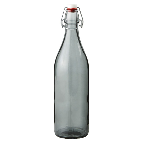 34 oz. Giara Water Bottle Slate Grey