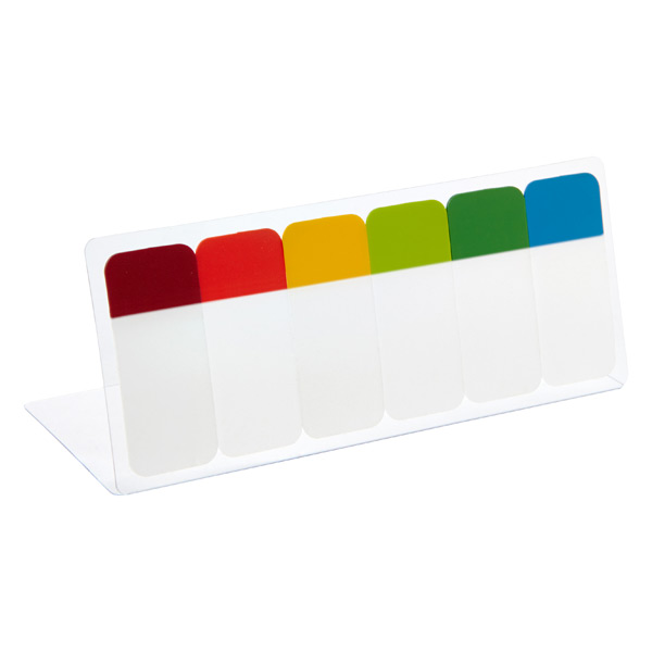 Wide Page Markers Brights Pkg/60