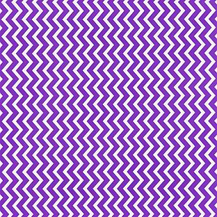 Purple Chevron Treeless Wrapping Paper
