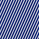 Blue Diagonal Stripe Treeless Gift Wrap