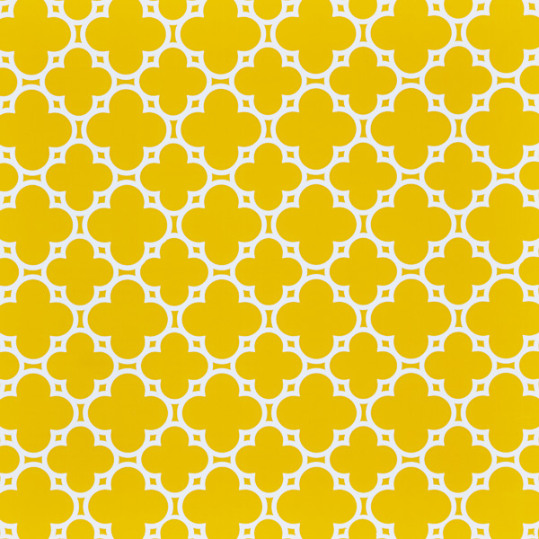 Yellow Casablanca Treeless Wrapping Paper