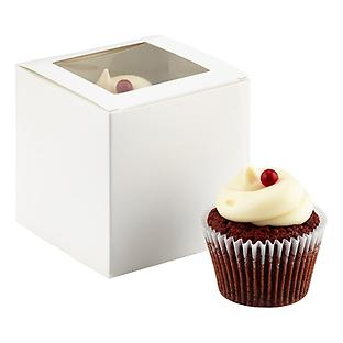 Single Cupcake Window Box