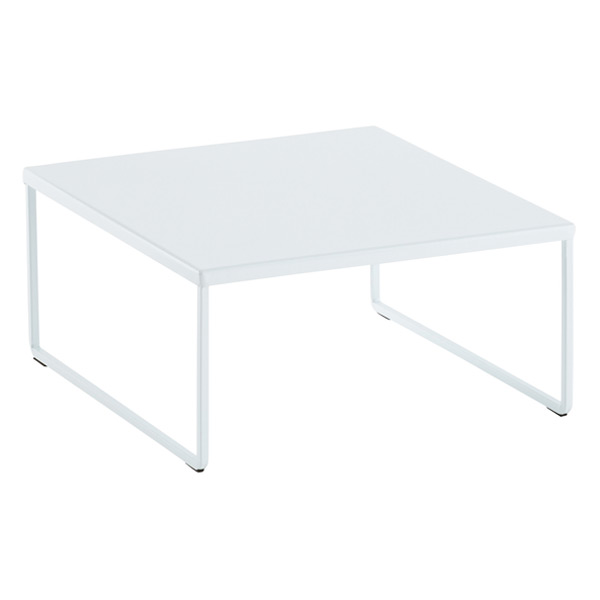 Small Franklin Desk Stand White
