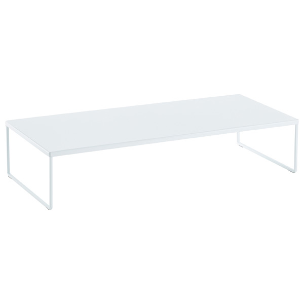 Large Franklin Desk Stand White
